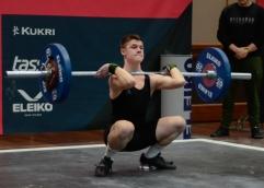 English Bronze Medalist Josh Byett