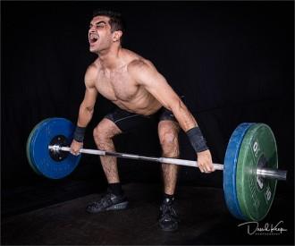 Rooni Siraj International GB Athlete