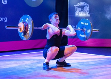 As well as a 55kg Clean and Jerk